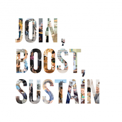 Join Boost Sustain